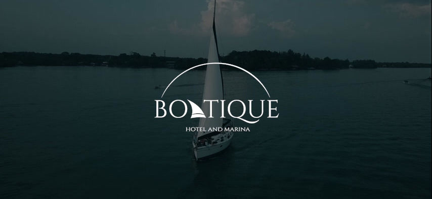 Boatique Hotel and Marina Video