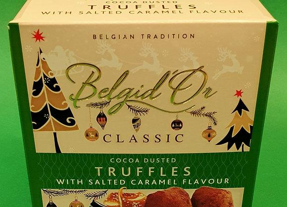 Salt Caramel Truffles