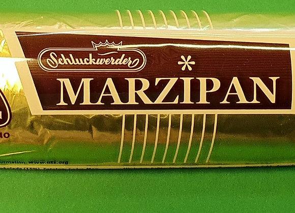 Schluckwerder Dark Chocolate Marzipan Bar