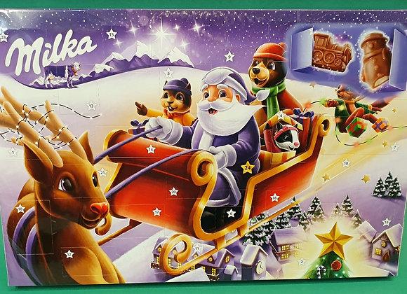 Milka Advent Calendar