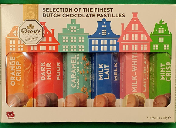 Droste Dutch Mixed Chocolate Pastilles