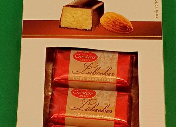 Chocolate Marzipan Bites