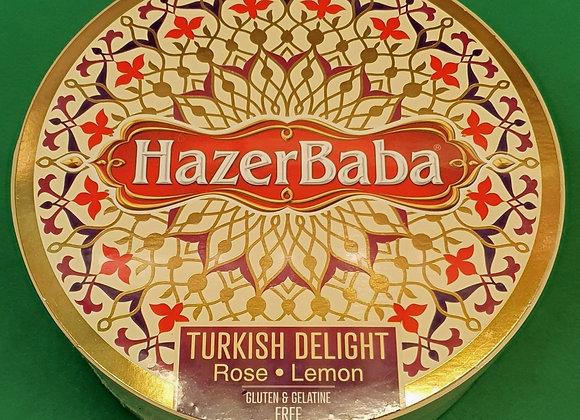 Rose & Lemon Turkish Delight Gift