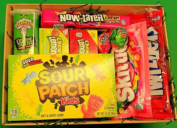 Assorted American Candy Hamper