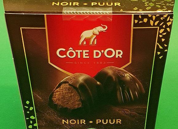 Cote Dor Dark Chocolte Truffles