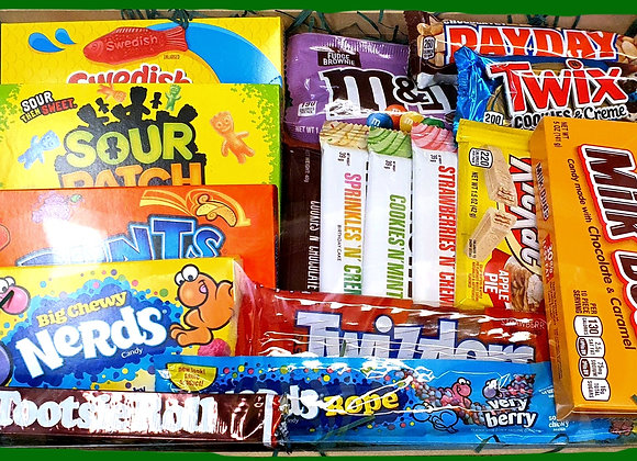 Ultimate USA Candy Gift Hamper