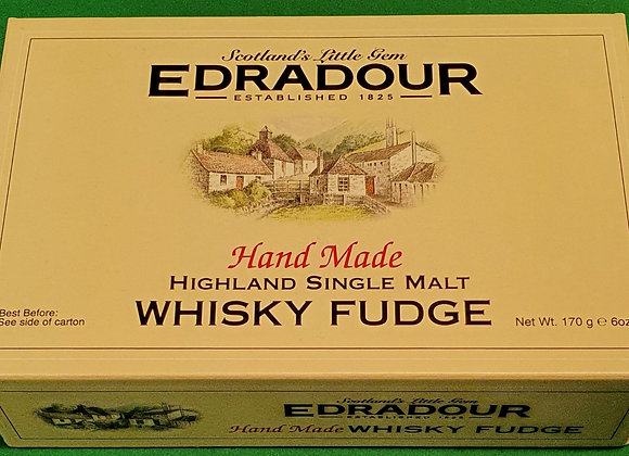 Whiskey Fudge