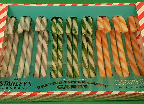 Candy Canes Grown Up Flavours