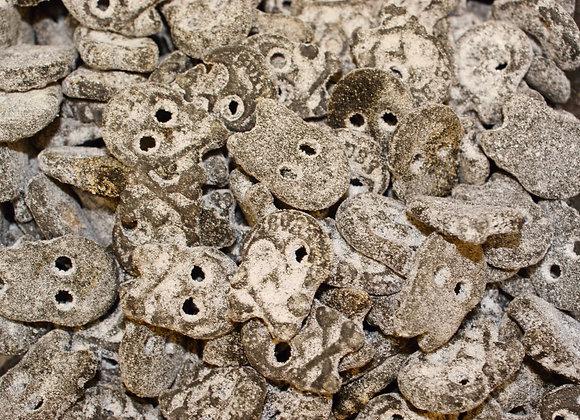 Swedish Salty Skulls 1KG