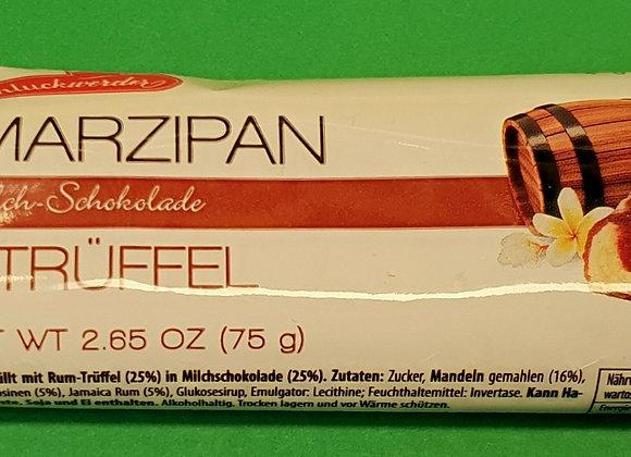 Rum Truffle Marzipan Bar