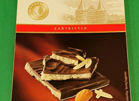 Chocolate Marzipan Bar