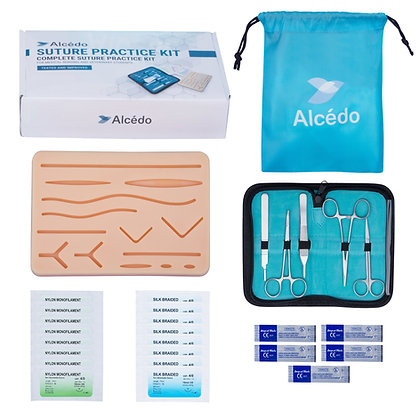 Alcedo Suture Practice Kit