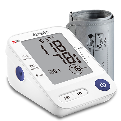 Alcedo Blood Pressure Monitor AE169