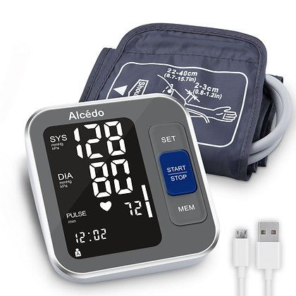 Alcedo Blood Pressure Monitor AE176