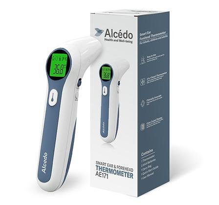Alcedo Thermometer