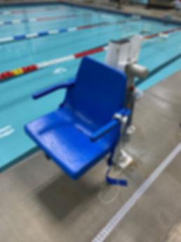 Adaptive Aquatics Swim Lessons