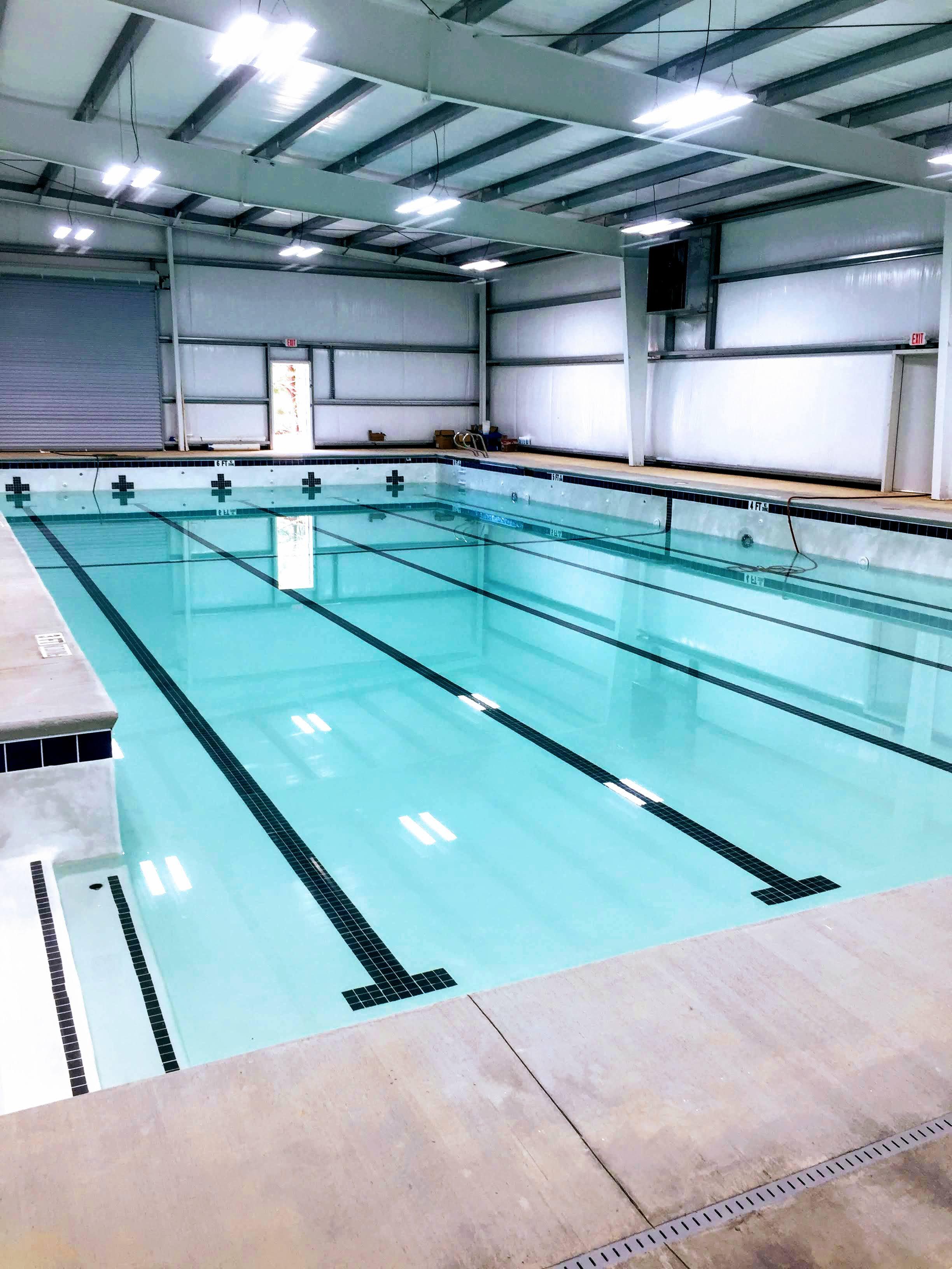 Open Lap Swim