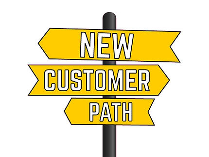 New Customer Path