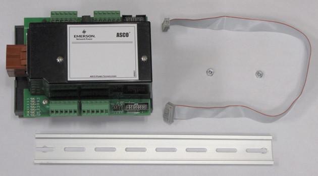 Комплект поставки опции 18RX АВР ASCO серии 300