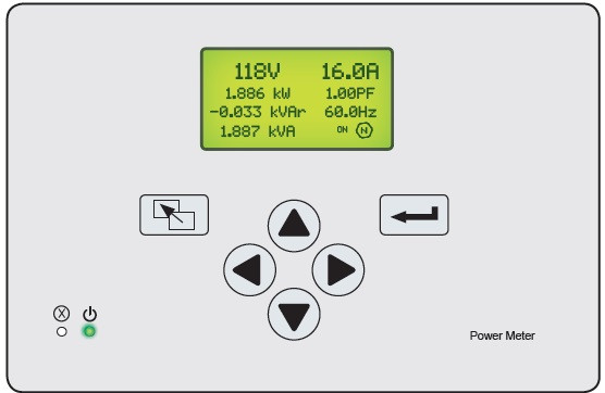 Панель оператора Power Manager 5210