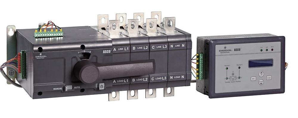 АВР ASCO серии 230 с контроллером C2000