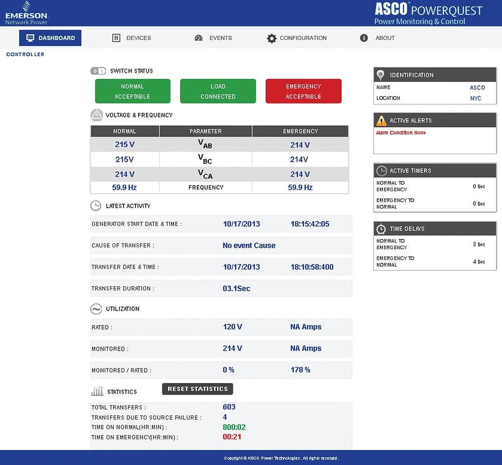 Домашняя страница модуля 72EE/72EN