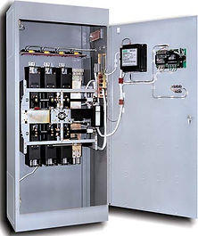 АВР ASCO 7000 серии на 1600А в шкафу