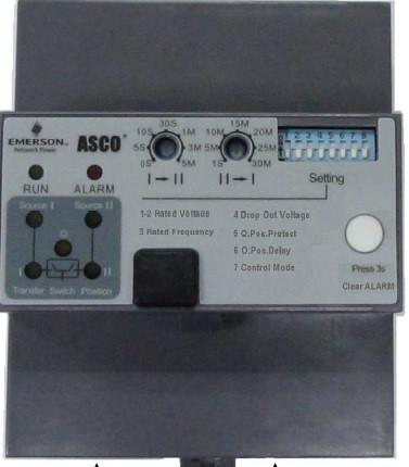 Контроллер C1000 АВР ASCO серии 230