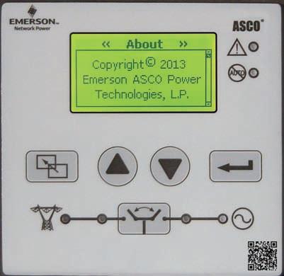 Контроллер АВР ASCO серии 300