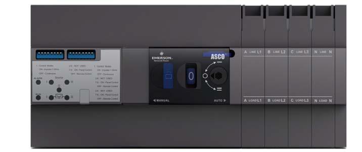 АВР ASCO серии 230 с контроллером C300