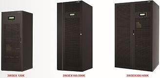On-line ИБП Reros серии 3W3EX 120-400кВА