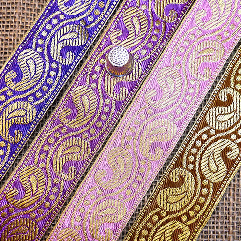 Paisley Design Ribbon M29