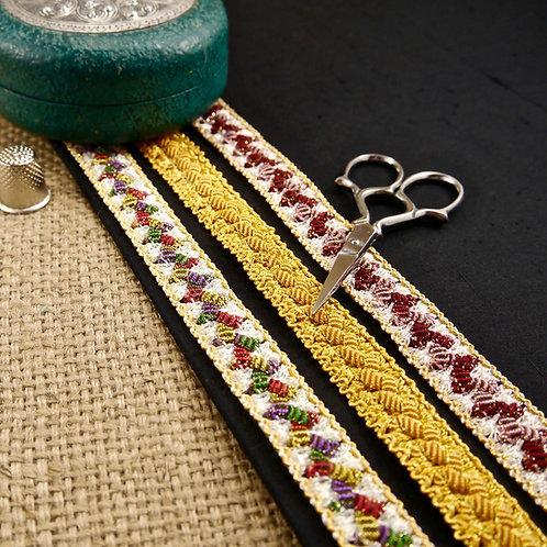 Plaited Indian Braid M601