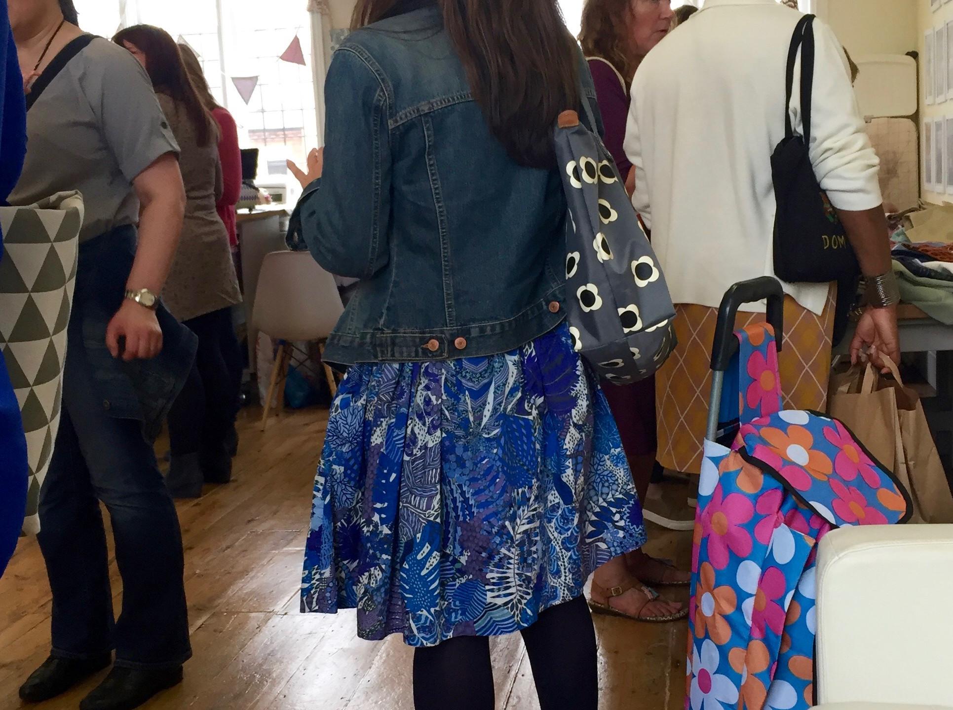 Great skirt. Liberty?