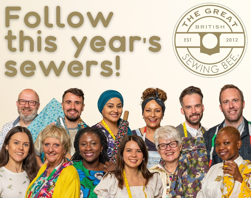 Great British Sewing Bee follow this year's sewers