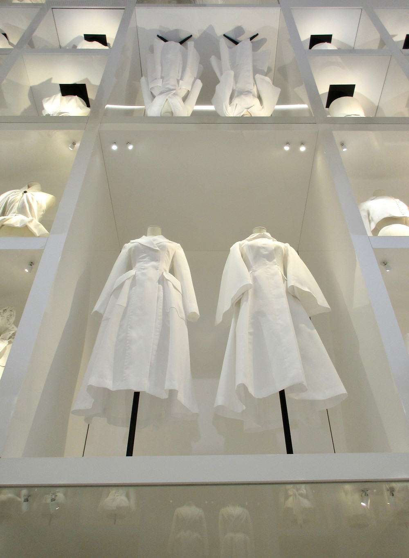 Toile Room Dior; Designer of Dreams V&A 2019