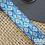 Thumbnail: Peacock Feathers Printed Elastic MA636