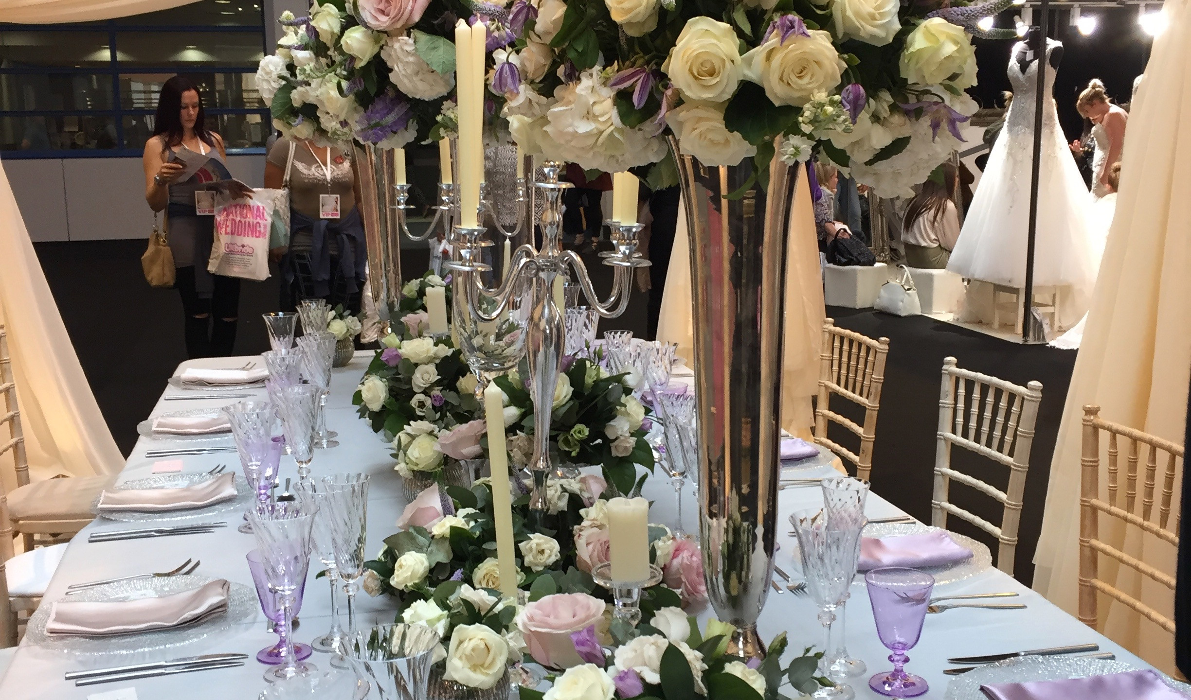 Another showstopper from Stephanie Saunders Luxury Floral Design