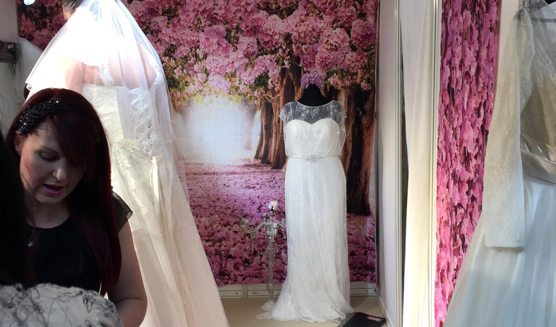 Plus size mannequins - Isn't it about time! Callista Bridal's Plus Size