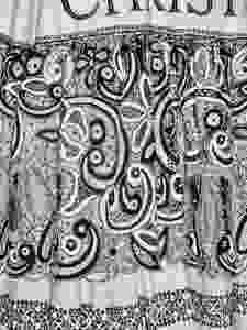 Mexican influence - Escaramuza Ensemble by Maria Grazia Chuiri 2019, Cotton, tulle and Mexican embroidery