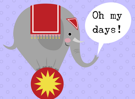 There's an elephant and it's called Coronavirus!