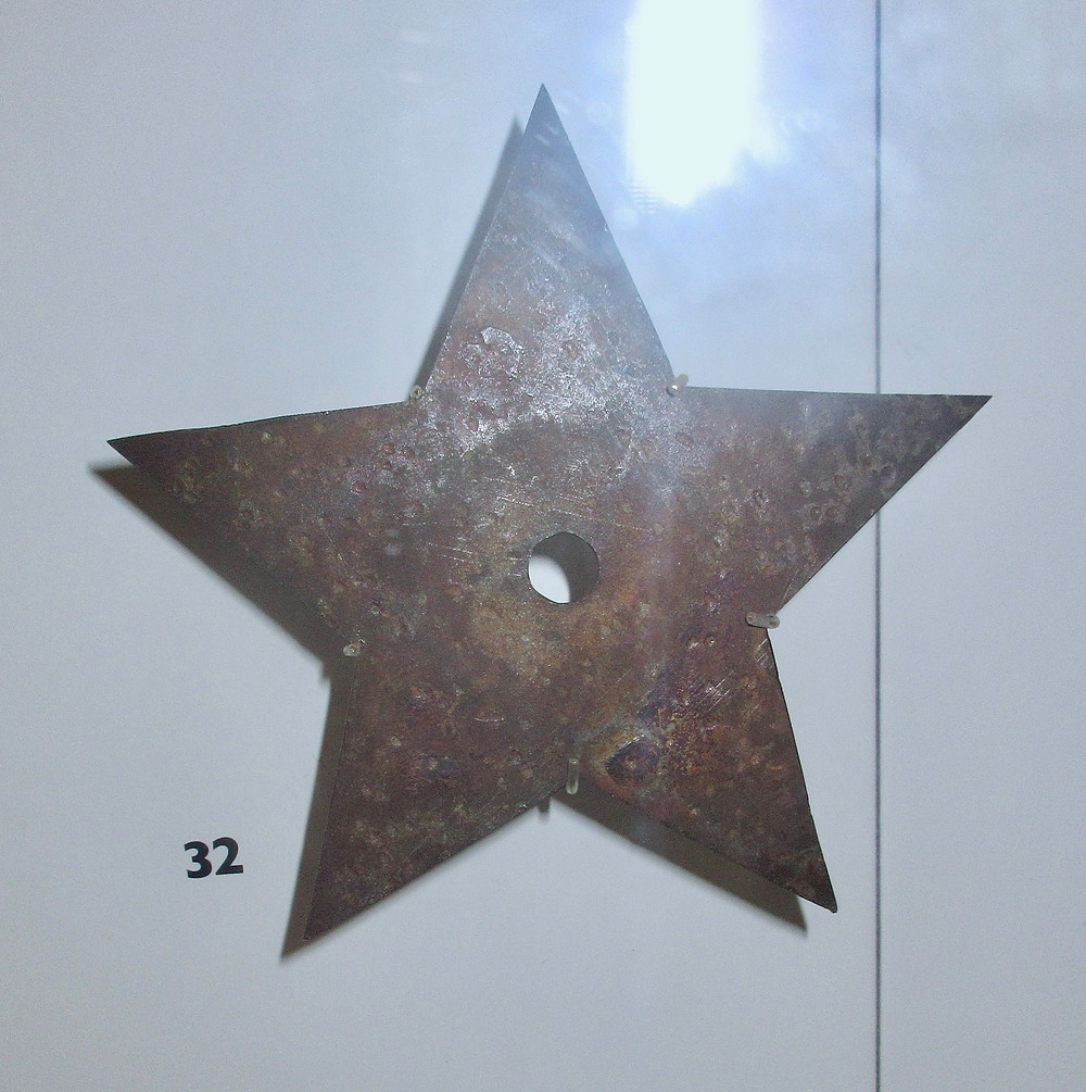 Christian Dior's Lucky Star from Dior Exhibition, V&A 2019