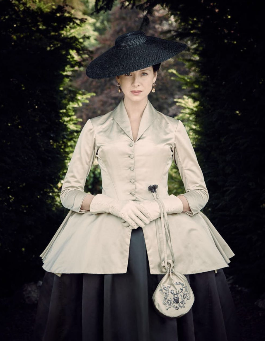 Terri Dresbach's version of the Bar Suit for Outlander Series 2