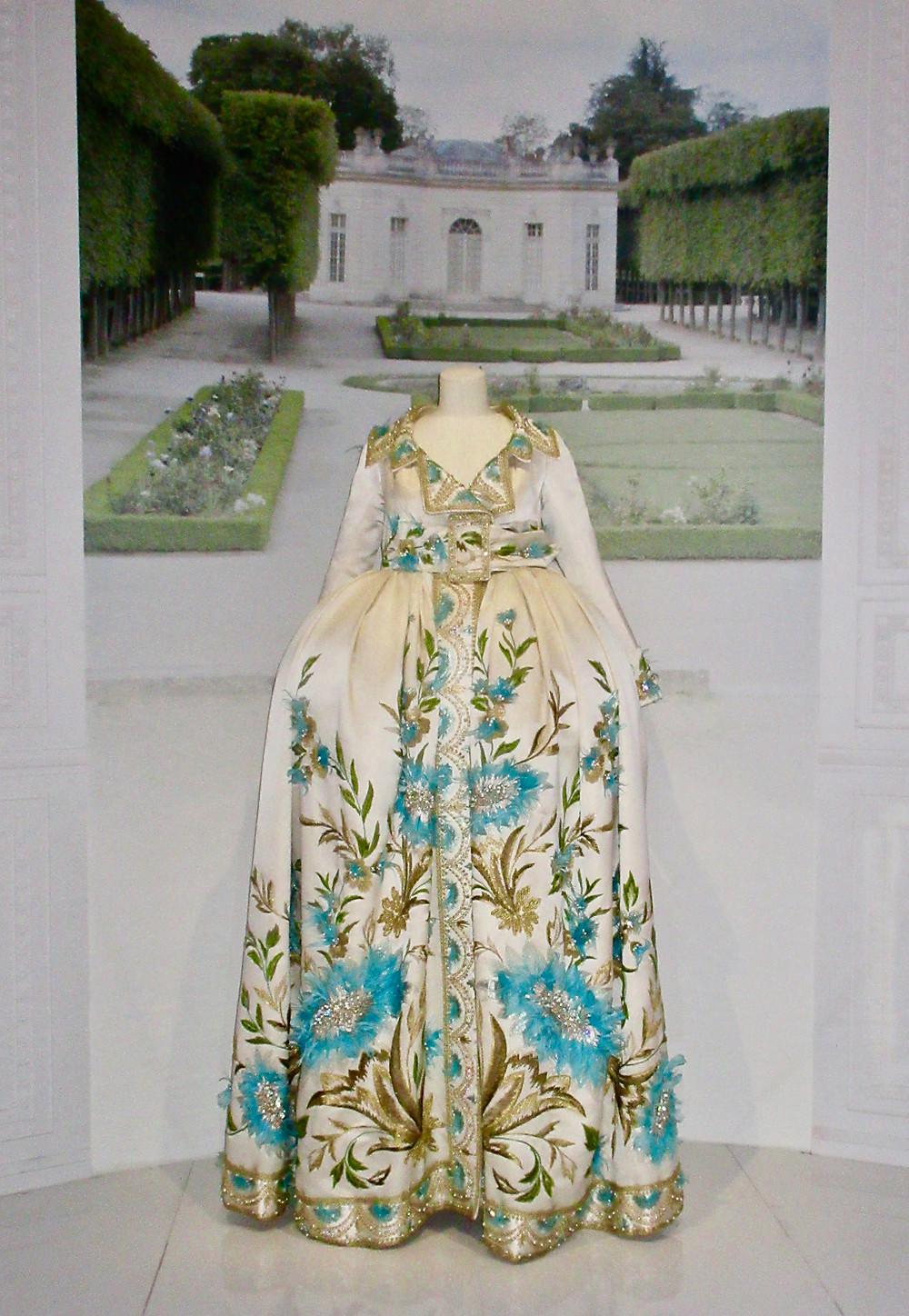 Coat Dress by John Galliano Haute Couture Spring/Summer 2005 in silk satin