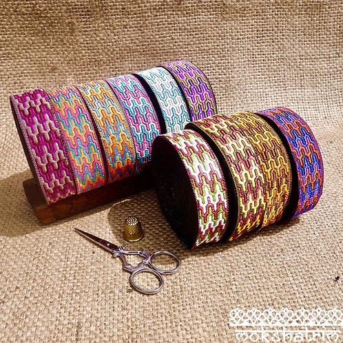 Jacquard Ribbon MA130