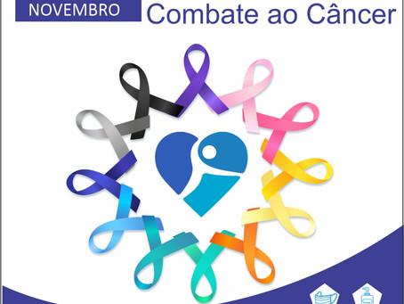 Dia nacional do combate ao câncer