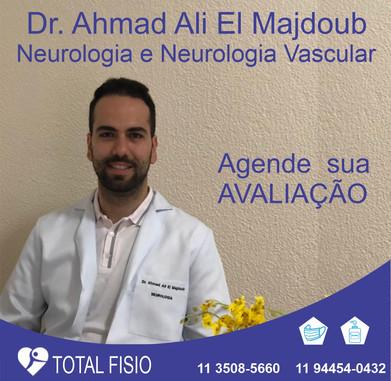 Neurologia Dr. Ahmad Ali El Majdoub