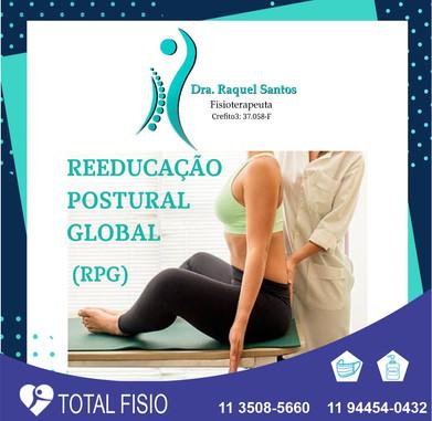 ☆ R.P.G – Reeducação Postural Global -  ️Drª.Raquel Santos