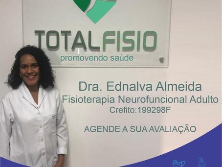 Fisioterapeuta  Neurofuncional Ednalva Almeida