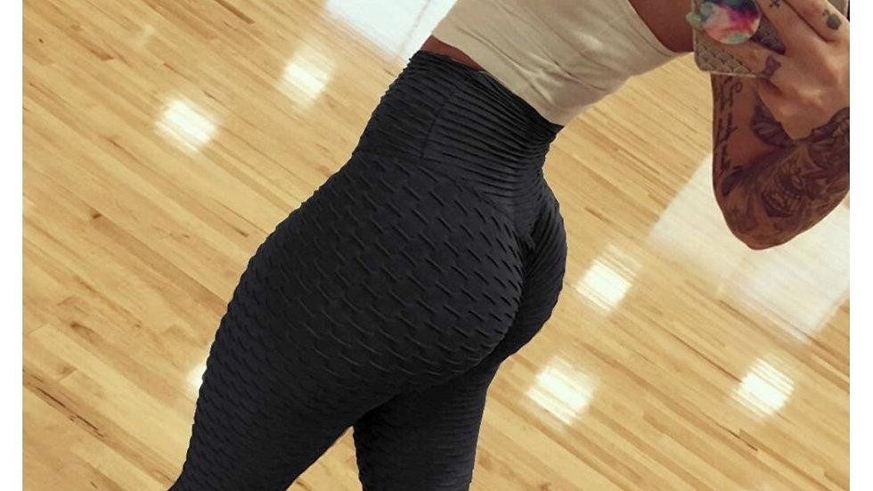 Butt Lifting Anti Cellulite Leggings
